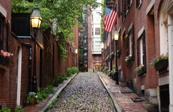 Beacon Hill Wix
