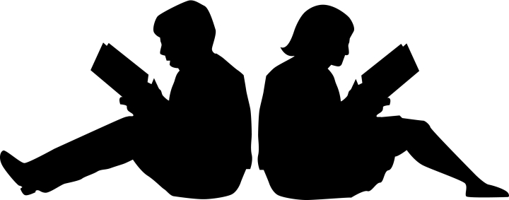 silhouette-readers-1