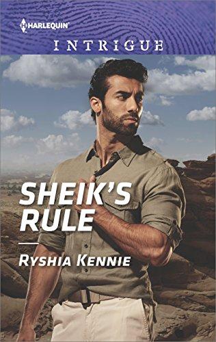 Book Cover_Sheik's Rule