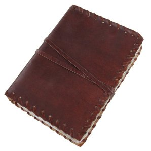 Prize photo_leather diary