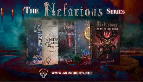 the nefarious series mock