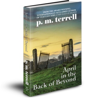 3D Book Cover_April in the Back of Beyond
